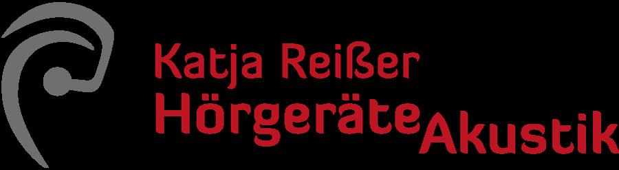 Katja Reißer Hörgeräteakustik Logo